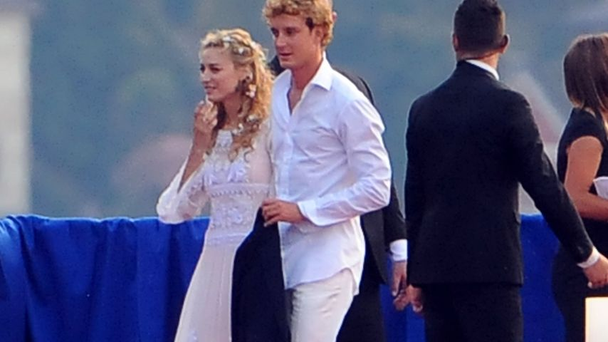 Pierre Casiraghi und Beatrice Borromeo