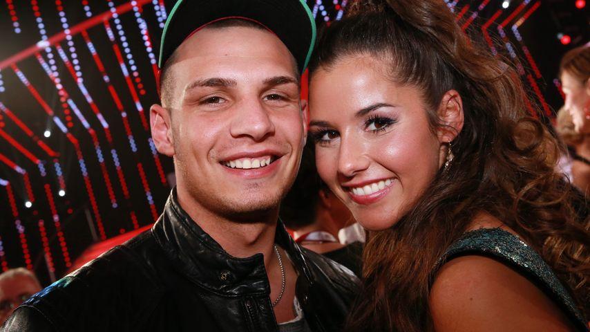 Siegessicher: Pietro & Sarah werden die Kegelkönige 2016!