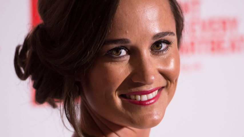 """Pippa Middleton bei der """"British Heart Foundation: Roll Out The Red Ball"""" im Februar 2016"""