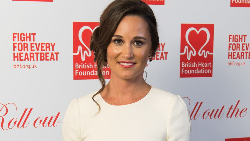Pippa Middleton bei einem Charity-Event in London