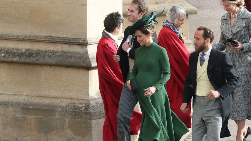 "Heiratsantrag: Sagt Pippa Middleton ""Ja"" zu James Matthews?"