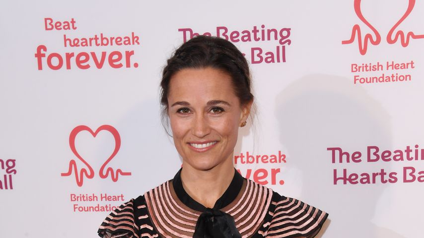 Pippa Middleton beim Beating Hearts Ball, 2019
