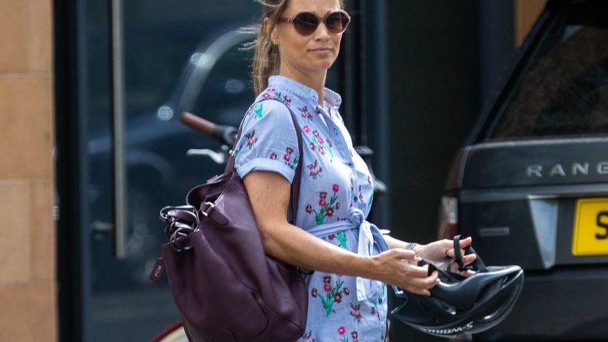 Gedanken-Wirrwarr? Pippa Middleton aufgewühlt vor Geburt!