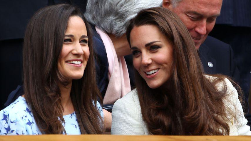 Kates Schwester Pippa Middleton erwartet ihr erstes Baby!