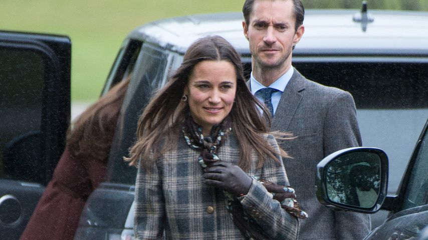Pippa Middleton und James Matthews in Bucklebury