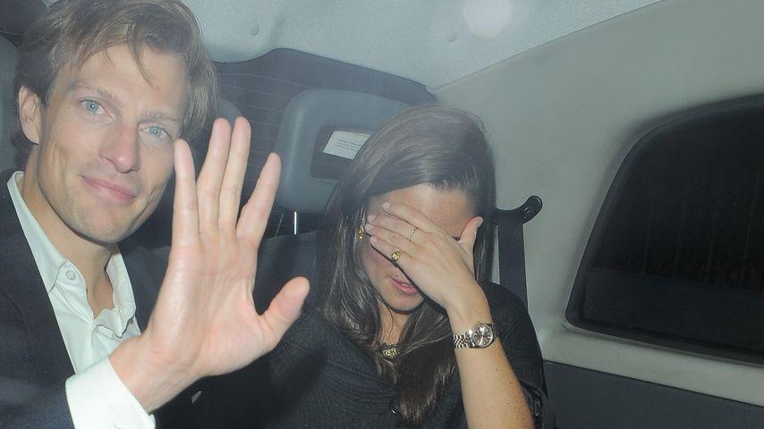 Pippa Middleton und Nico Jackson