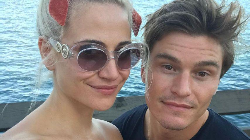 Pixie Lott und Oliver Cheshire