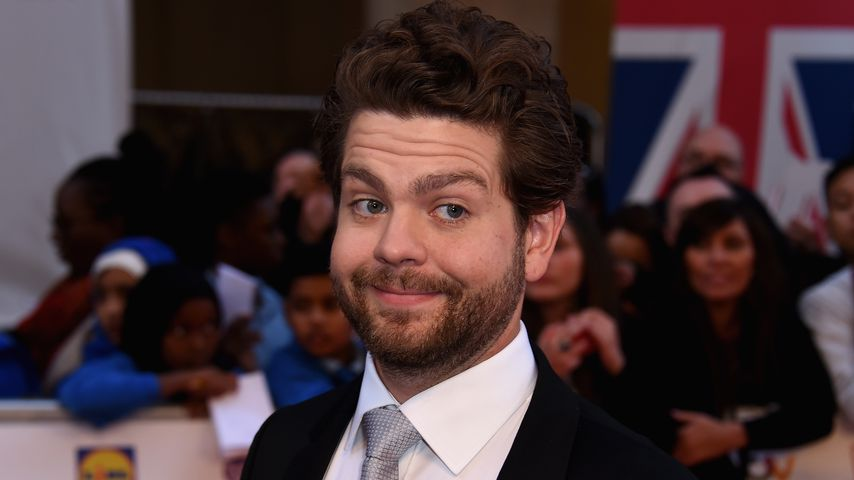 Jack Osbourne in London