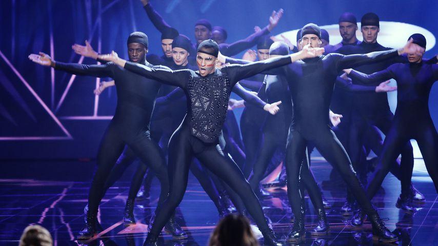 "Prince Damien bei ""Dance Dance Dance"""