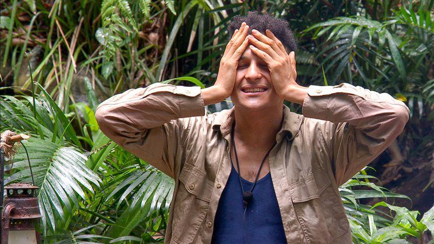 Prince Damien im Dschungelcamp-Finale