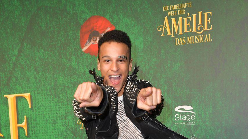 Prince Damien im Februar 2019 in München
