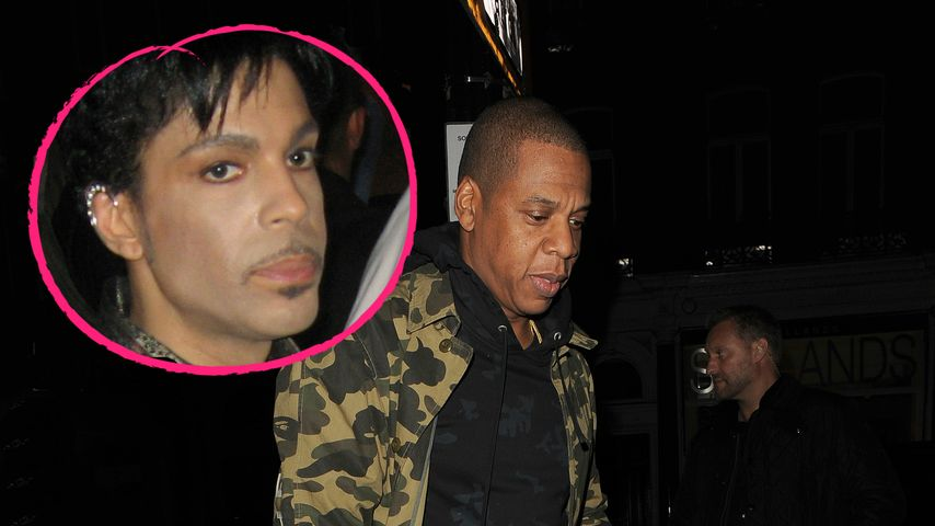 Dunkle Wolken über Jay-Z: Prince-Erben verklagen den Rapper