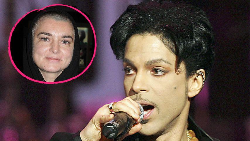 """""""Harte Drogen"""": Sinéad O'Connor packt über Prince (†) aus!"""