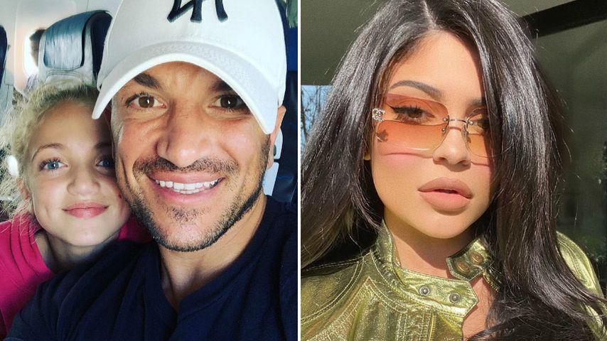 Peter Andre unglücklich: Seine Tochter verehrt Kylie Jenner