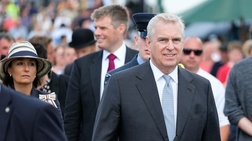 Prinz Andrew, Mitglied der britischen Königsfamilie