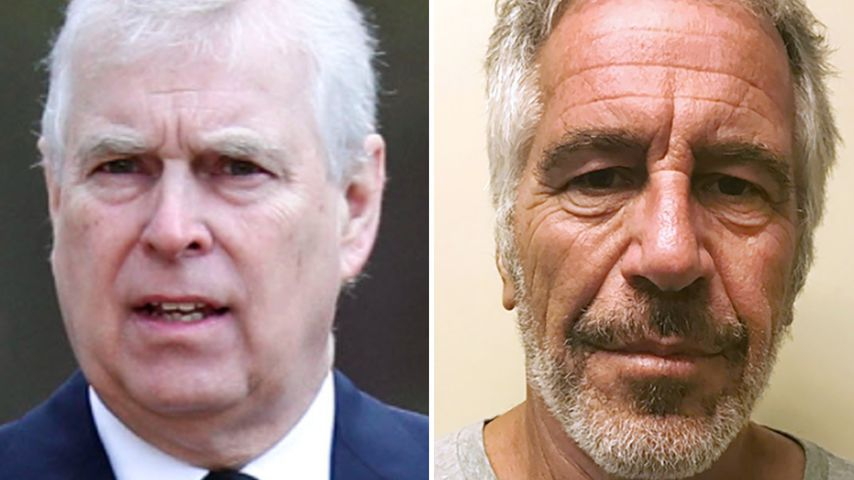 Nach Trennung: Prinz Andrew lebte in Jeffrey Epsteins Haus