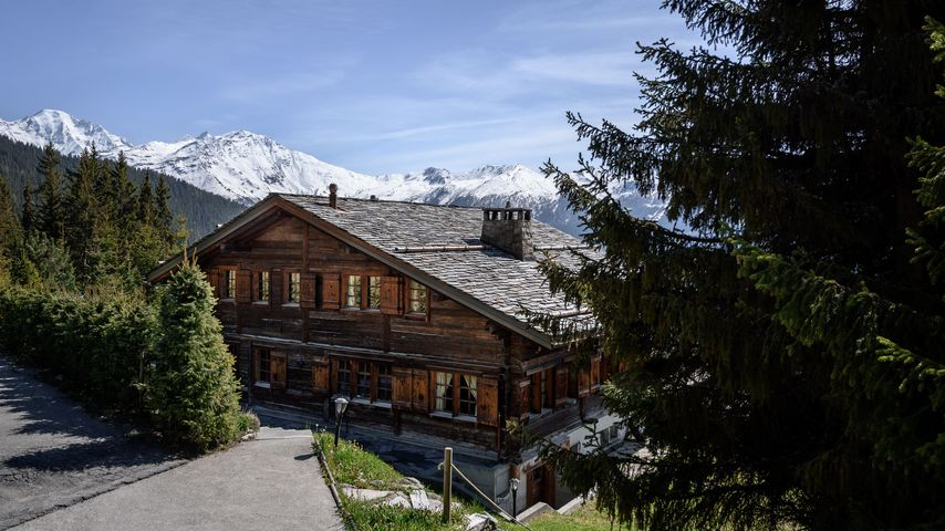 Prinz Andrews Chalet in Verbier