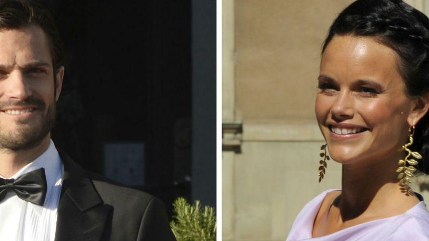 Prinz Carl Philip: Schweden rechnet mit Verlobung
