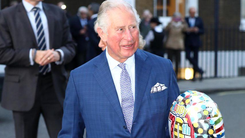 Wegen Aussehen: Sind Prinz Charles & Andrew Konkurrenten?