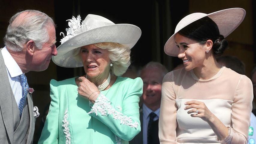 Prinz Charles, Herzogin Camilla und Herzogin Meghan