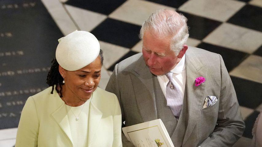 Rührend! So sehr kümmerte sich Prinz Charles um Meghans Mama