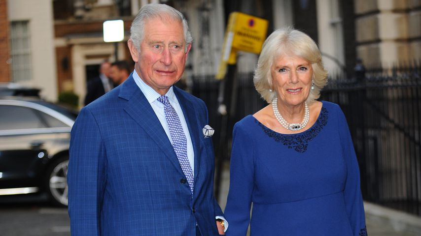 Prinz Charles und Herzogin Camilla in London