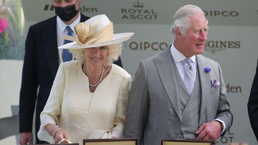 Prinz Charles und Herzogin Camilla beim Royal Ascot 2021