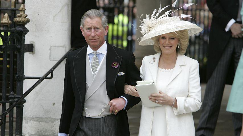 Prinz Charles und Camillas angeblicher Sohn hat neue Beweise