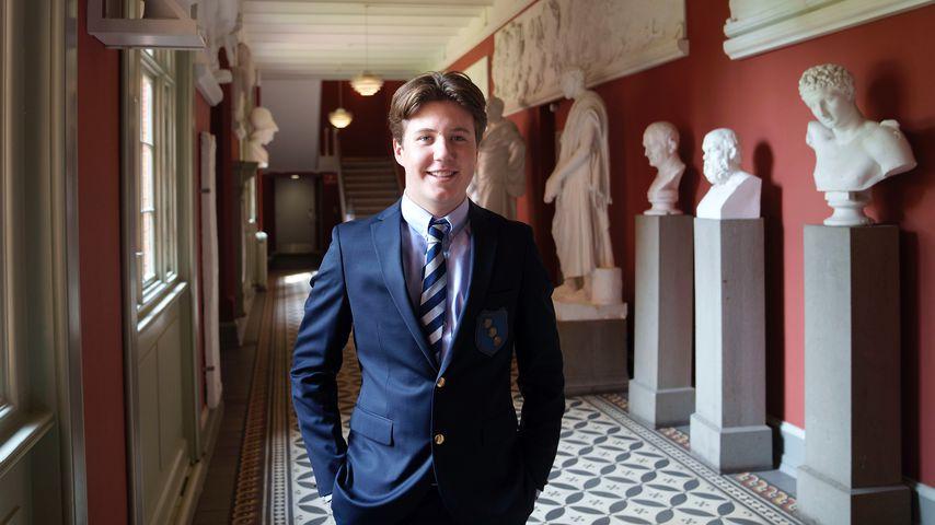Prinz Christian von Dänemark, August 2021