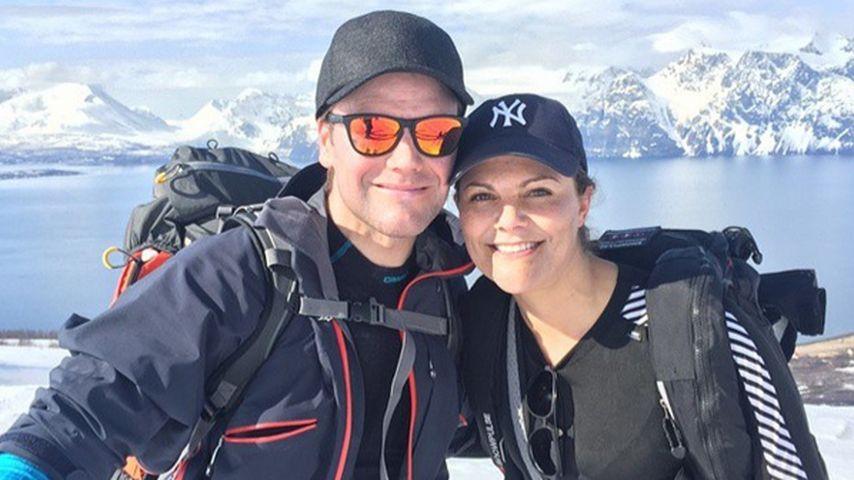 Daniel & Victoria von Schweden: Urlaub ohne Tochter Estelle