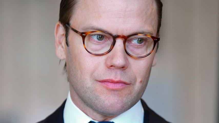 Prinz Daniel von Schweden im August 2014