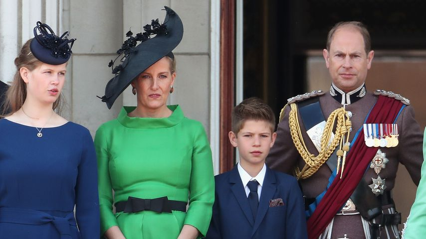 Wie Archie: Prinz Edwards Kids nicht Prinz und Prinzessin