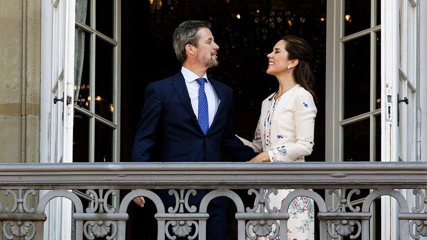 Prinz Frederiks Geburtstag: Seine Mary rührte ihn zu Tränen!