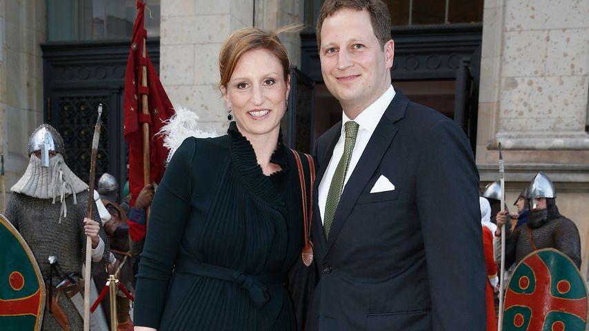 Prinz Georg Friedrich und Prinzessin Sophie von Preußen