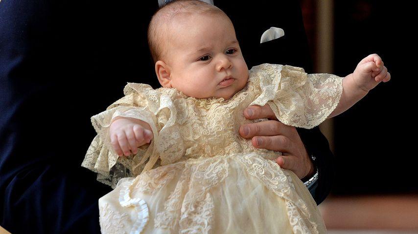 Nach Prinz Georges Taufe: Auslaufmodell Charles?