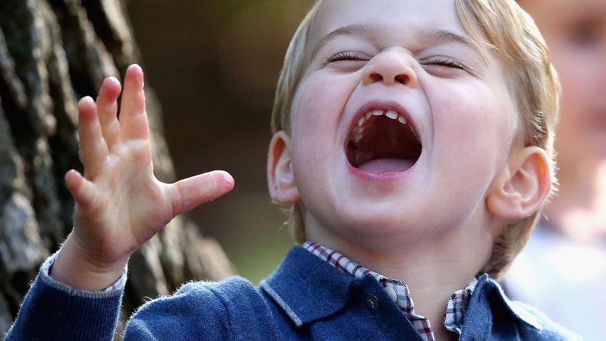 Süße 4 Jahre: Was ihr noch nicht über Prinz George wusstet