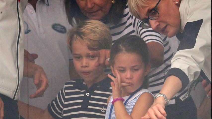Royal-Insider verrät: So ticken Prinz George und Charlotte!