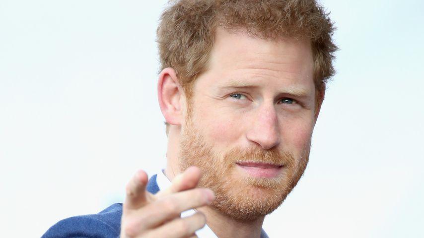 Keine Kippen für Harry: Für Meghan gibt er das Rauchen auf
