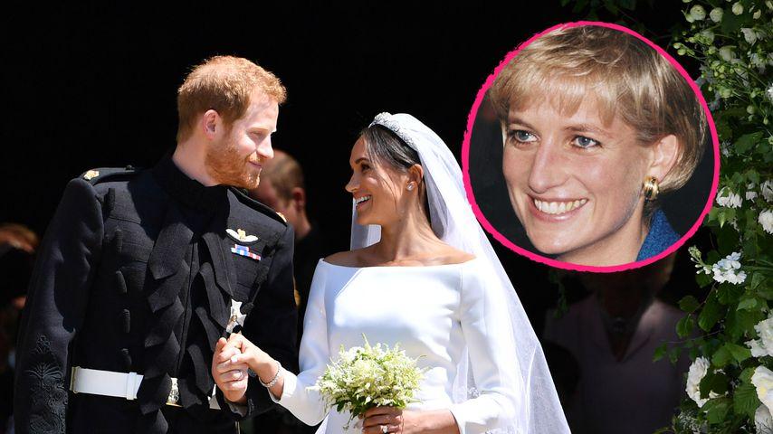Nach Dianas Tod: Harry dank Meghan endlich wieder glücklich
