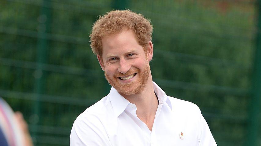 Prinz Harry, englischer Royal