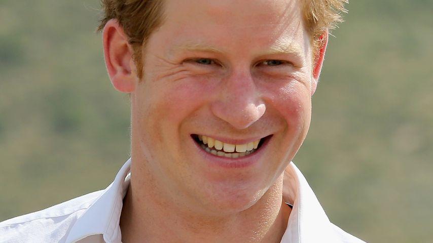 Prinz Harry, 2012