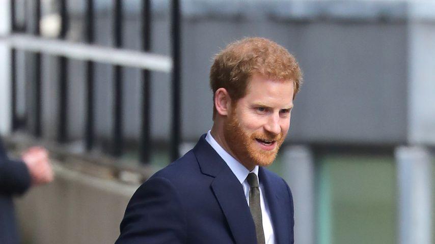 Prinz Harry in London