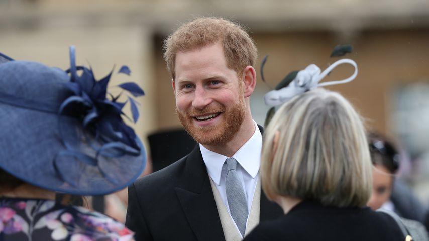 So involvierte Prinz Harry seine Meghan beim Einzel-Auftritt