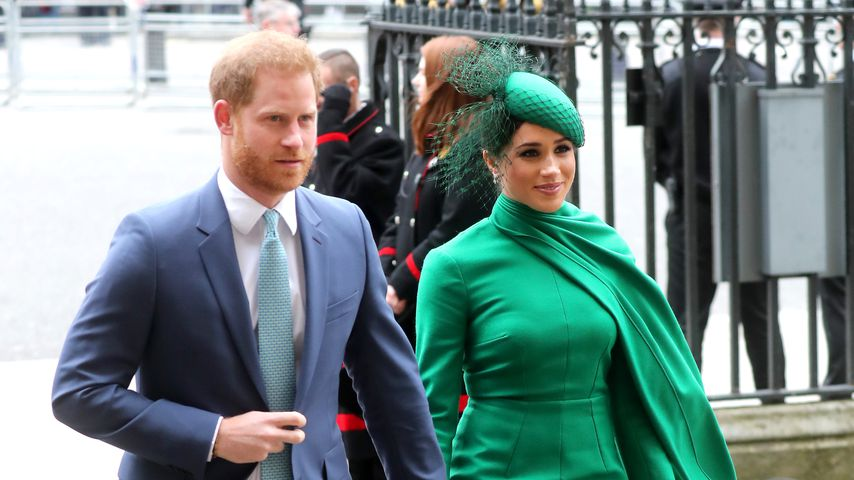 """Royal-Experte: """"Harry sollte aufhören, auf Meghan zu hören"""""""