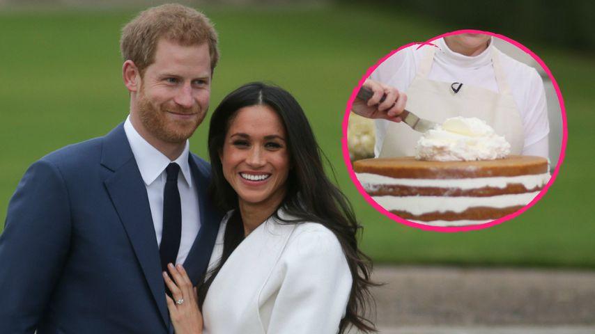 Ein Meisterwerk: Hier wird Harrys & Meghans Torte gebacken!
