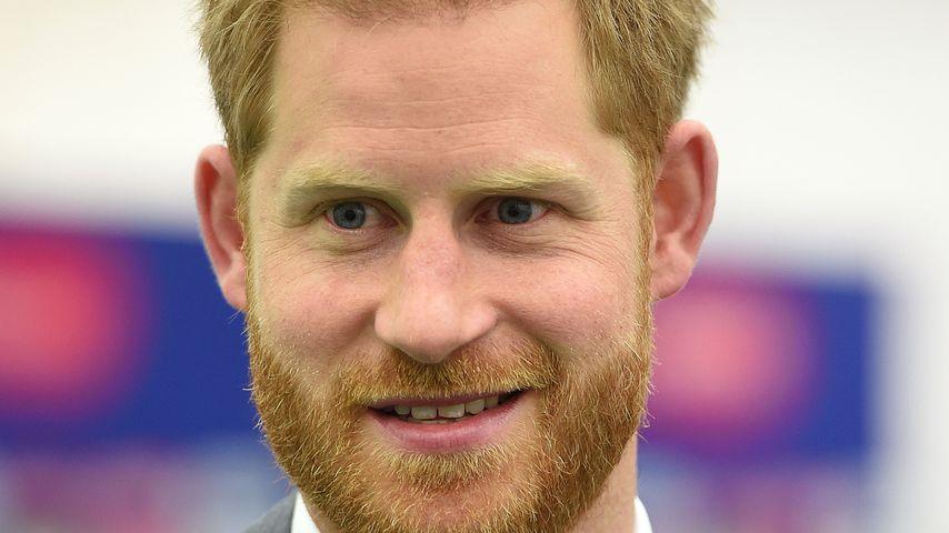 Prinz Harry im Mai 2019