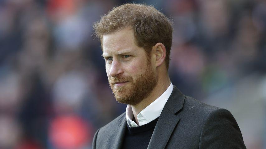 5 Mal die Woche Sport: So hart trainiert Harry vor Hochzeit!