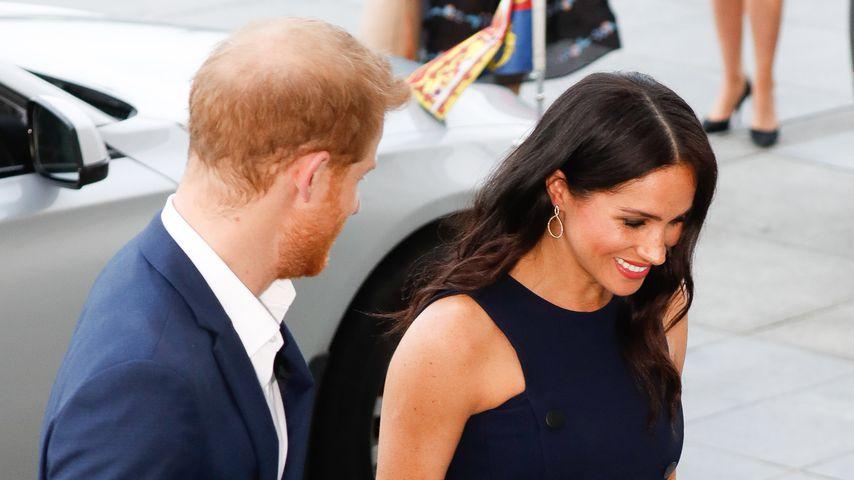Kurios: Verliert Prinz Harry echt wegen Meghan seine Haare?