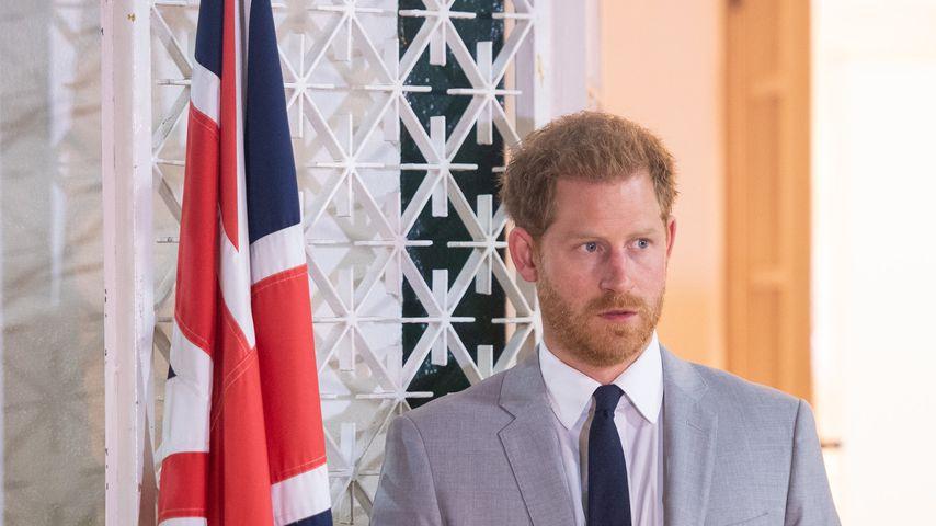 Prinz Harry im September 2019