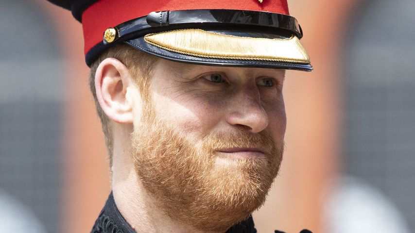 Prinz Harry im Juni 2019